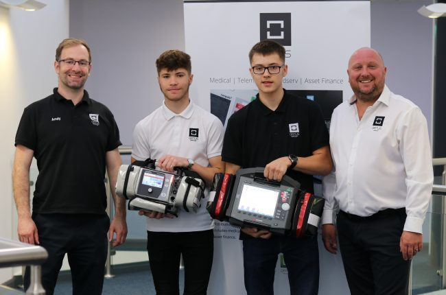 The Ortus Group offered two Apprenticeships following the Governments enhanced incentive to create more jobs in the local area
